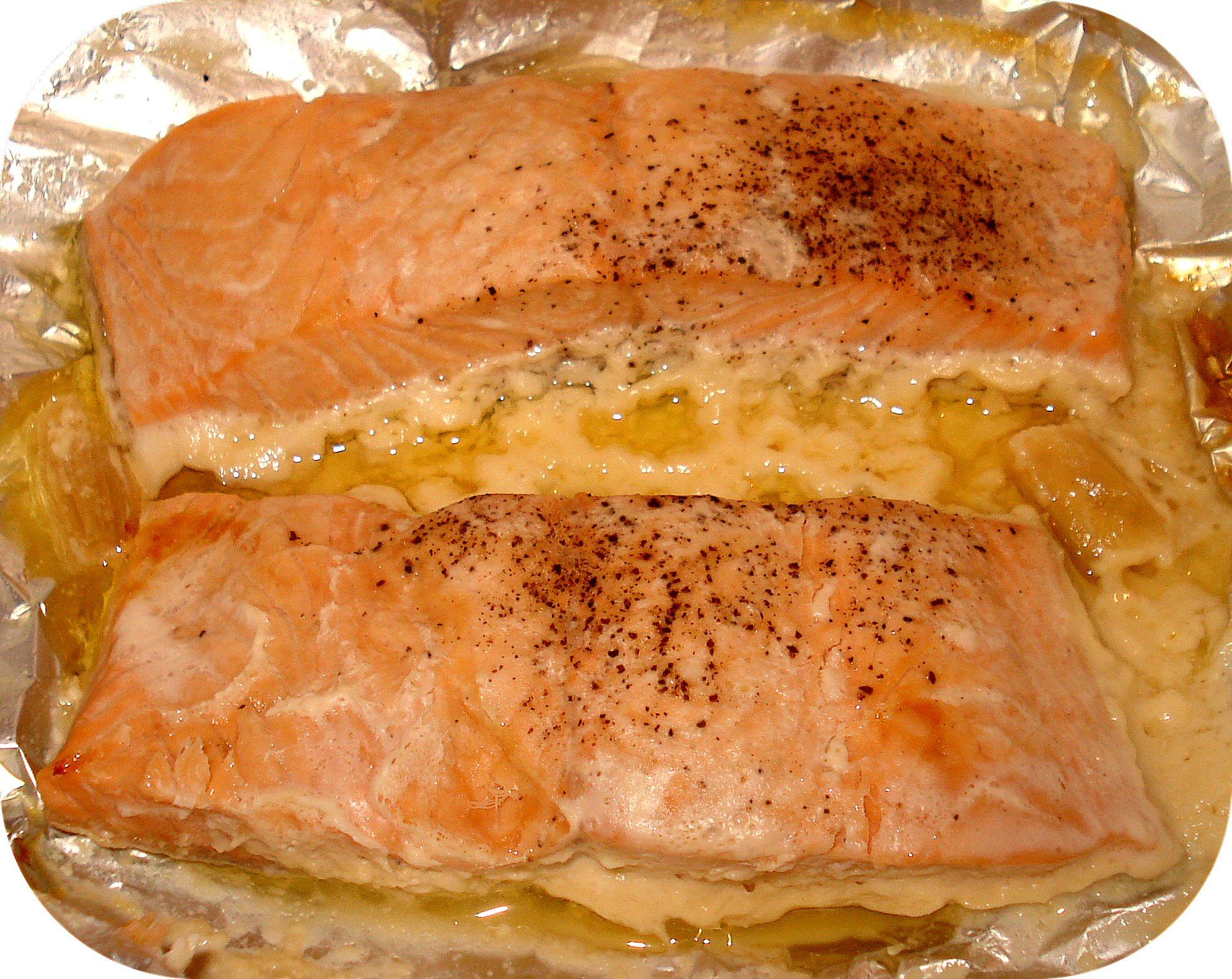 Papillotes de saumon recette saumon - Saumon papillote au four ...