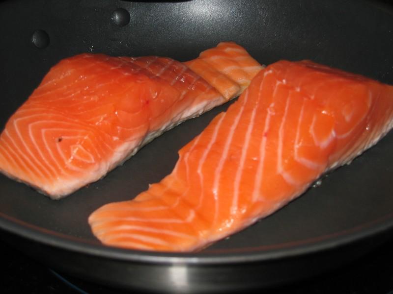 saumon unilaterale